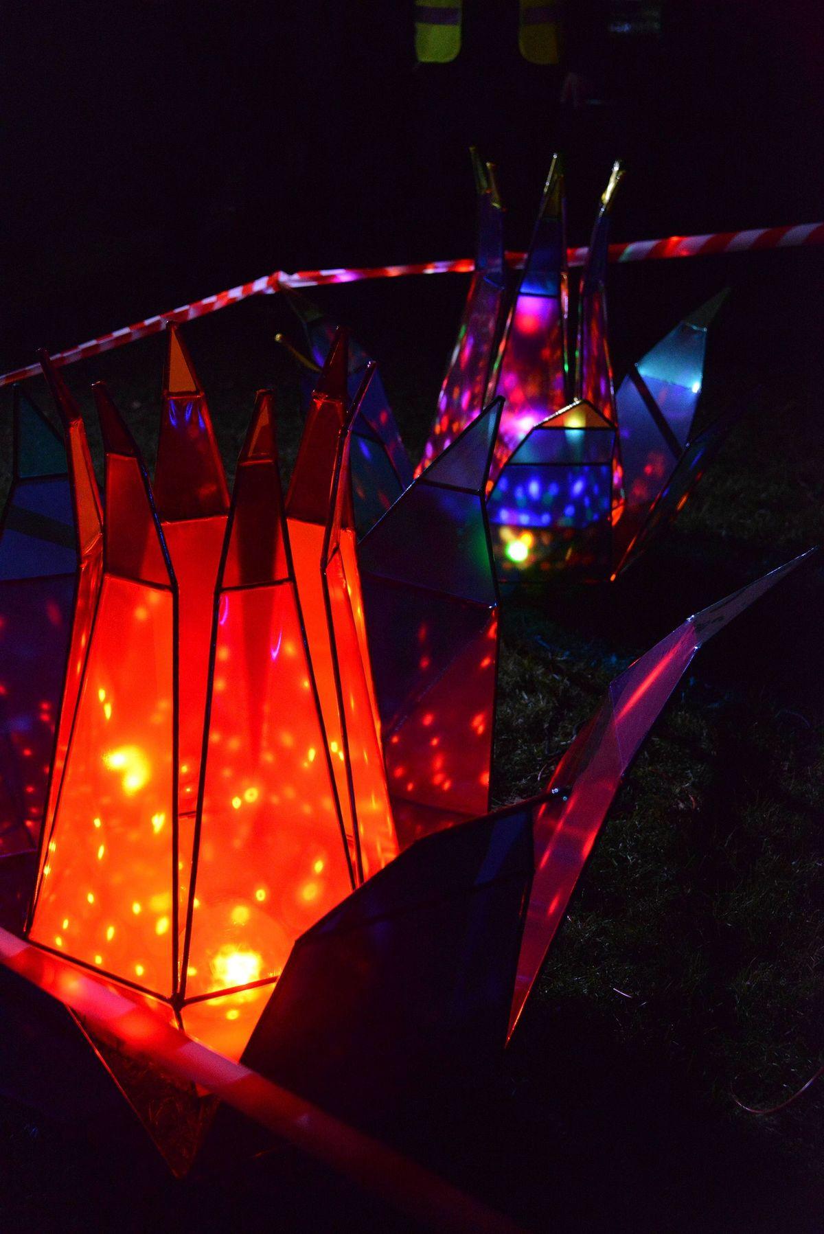 Festiwal Światła 2015. Light Move Festival w Łodzi