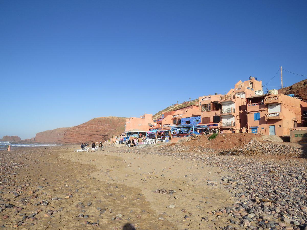 Legzira, Maroko