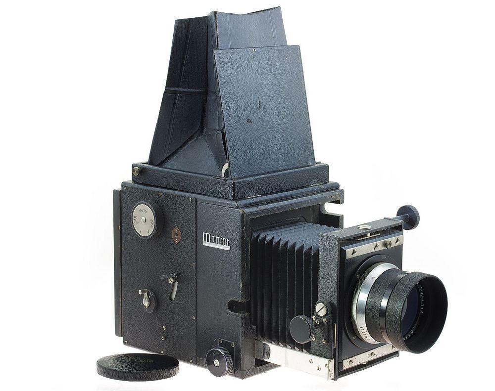 Zabytkowe aparaty fotograficzne