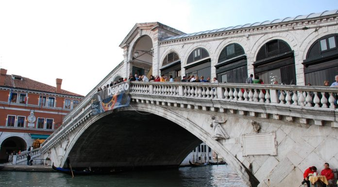 Венеция - рай для влюбленных