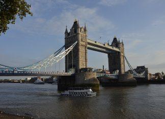 Знаменитый Лондонский мост
