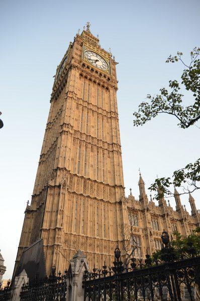 Лондонский Биг-Бен