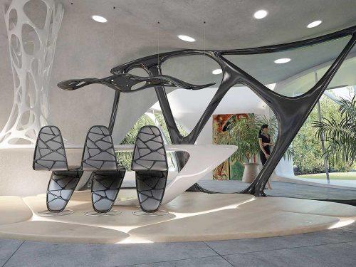 Архитектурная бионика