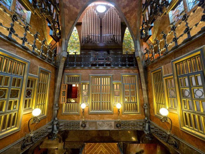 Дворец Гуэля