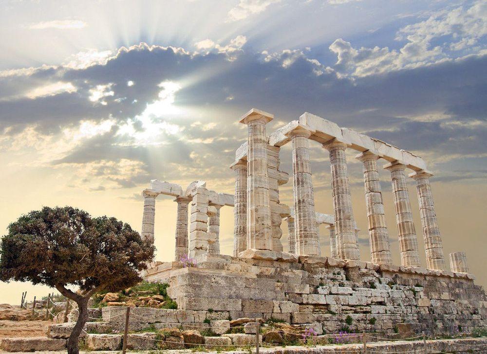 Незабываемые места Греции