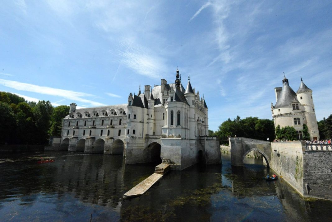 Шенонсо (Château de Chenonceau)