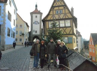 Ротенбург на Таубере (Rothenburg ob der Tauber)