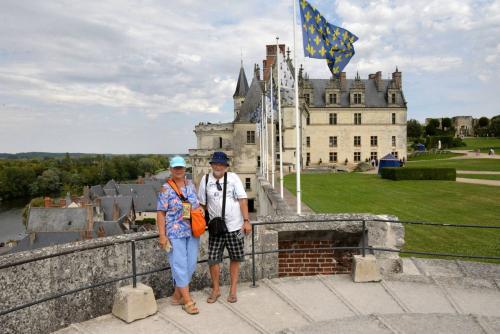 Замок Амбуаз (Château Royal d'Amboise)
