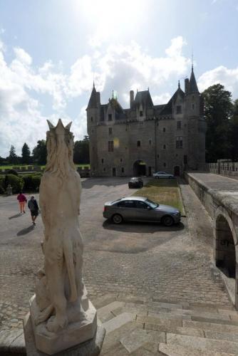 Chateau de la Bretesche 9