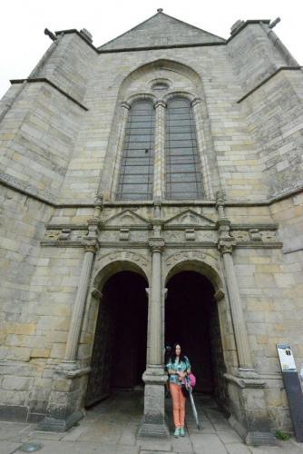 Динан, средневековый город в Бретани 1