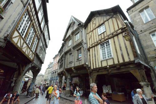 Динан, средневековый город в Бретани 14