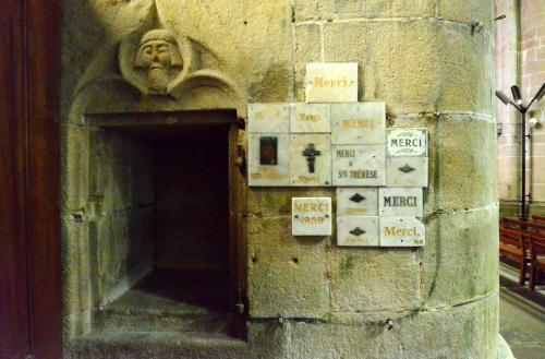 Динан, средневековый город в Бретани 2