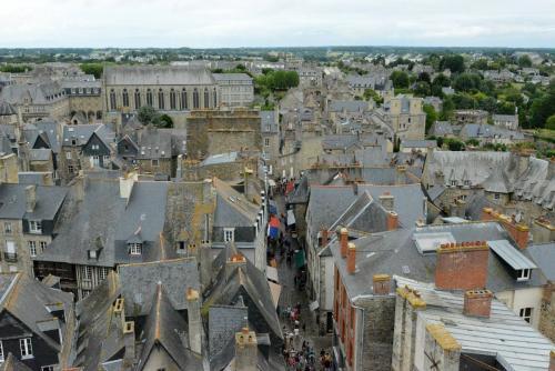 Динан, средневековый город в Бретани 21