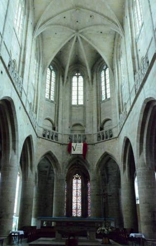 Динан, средневековый город в Бретани 3