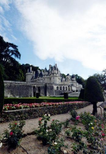 Замок Юссэ 10