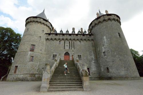замок Комбур 1