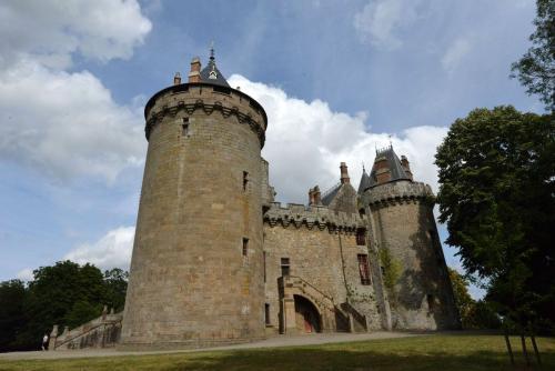 замок Комбур 10
