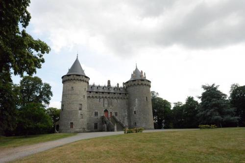замок Комбур 2