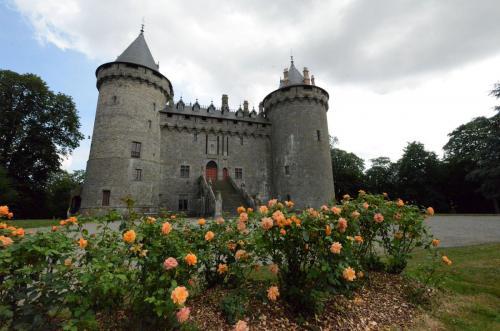 замок Комбур 3