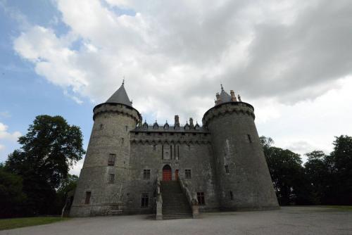 замок Комбур 4