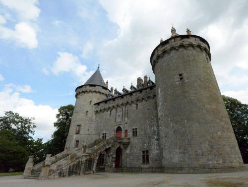 замок Комбур 5