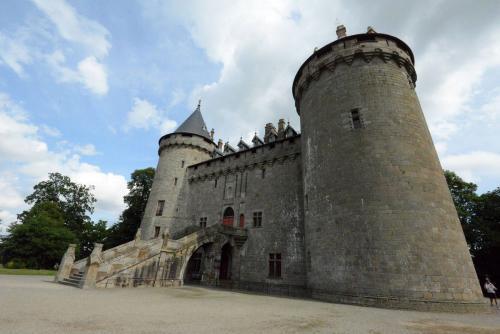 замок Комбур 6