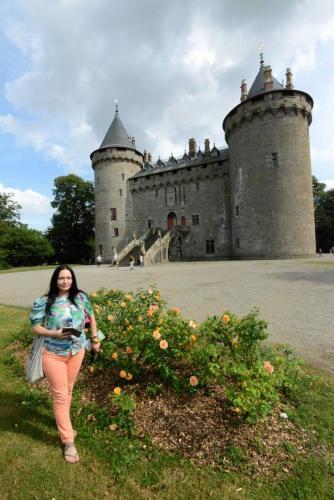 замок Комбур 7