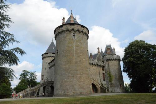 замок Комбур 9